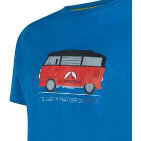La Sportiva Van T-Shirt Homme, neptune